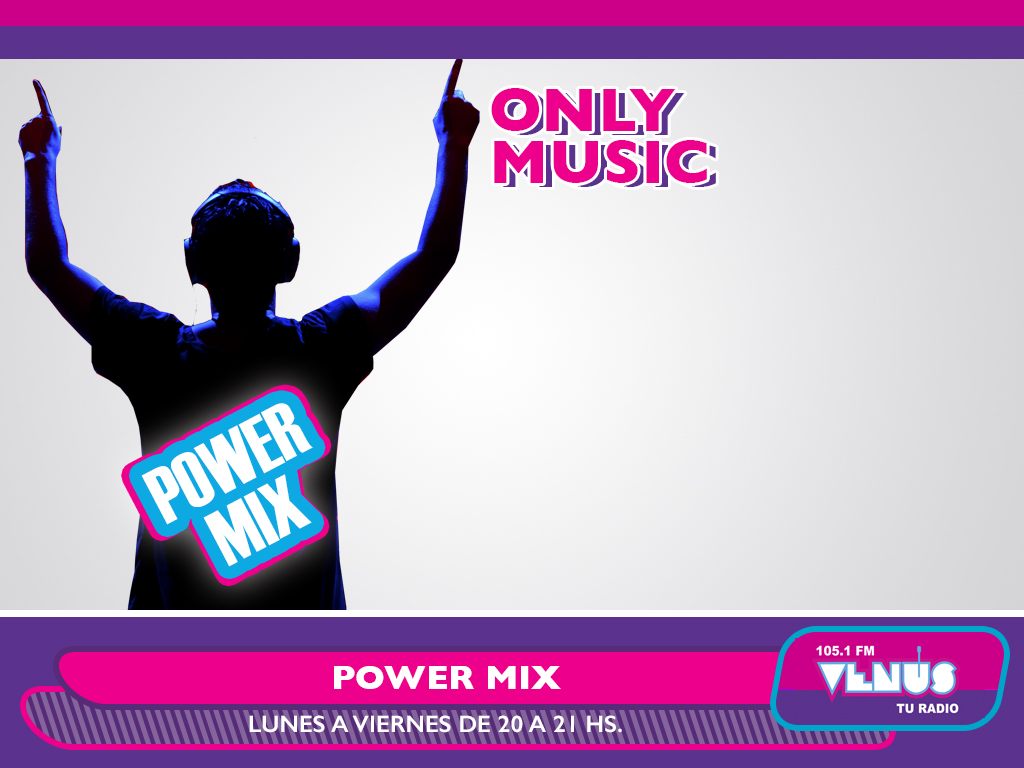 07 POWER MIX