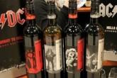 AC/DC ya tiene su propia linea de vinos