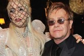 Lady Gaga cantará con Elton John