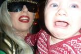 Gaga asusta a los niños