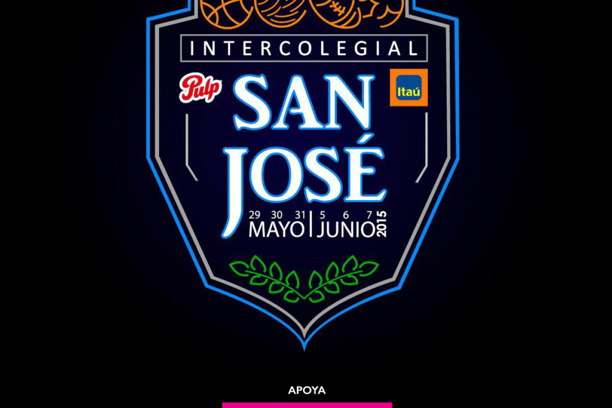 Intercolegial San José 2015