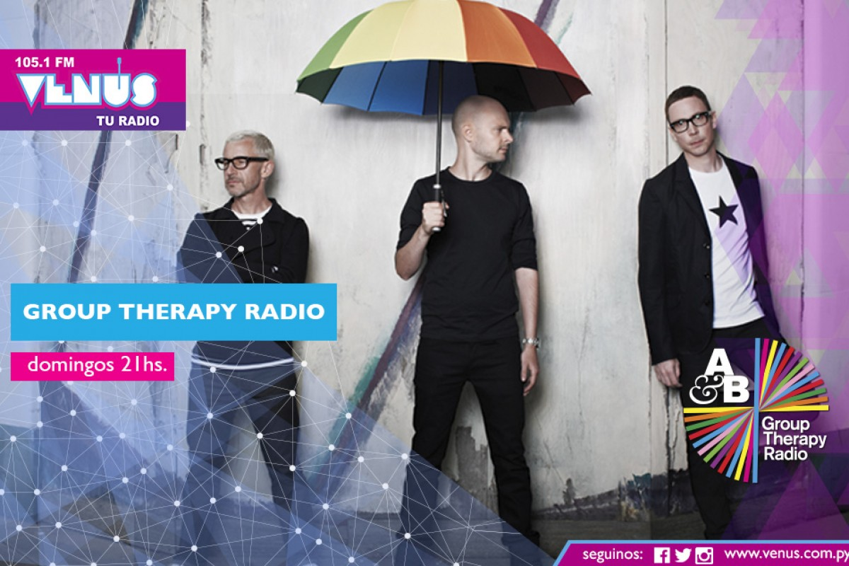 Group Therapy Radio