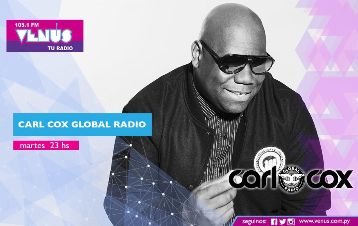 Carl Cox Radio Show