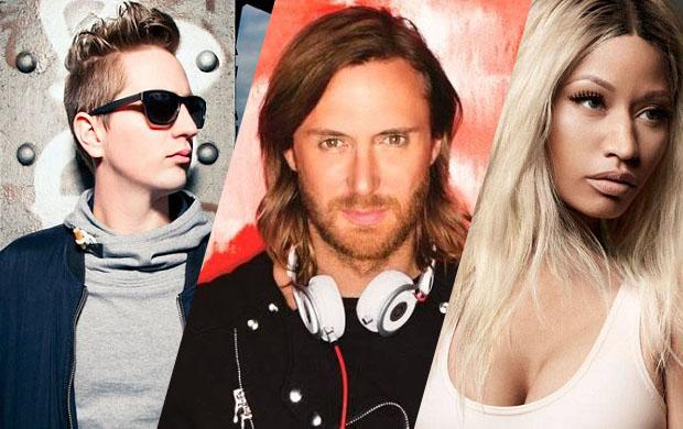 Guetta Nicki Minaj Afrojack Venus RadioVenus