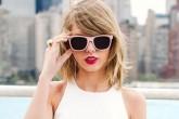 Crean mural de Lego con la cara de Taylor Swift