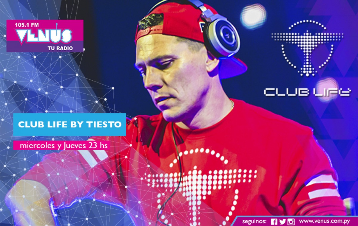 Club Life By Tiesto