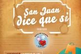 San Juan dice que sí en el SHOPPING MARIANO!