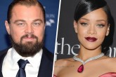 DiCaprio demandó a revista que inventó embarazo de Rihanna
