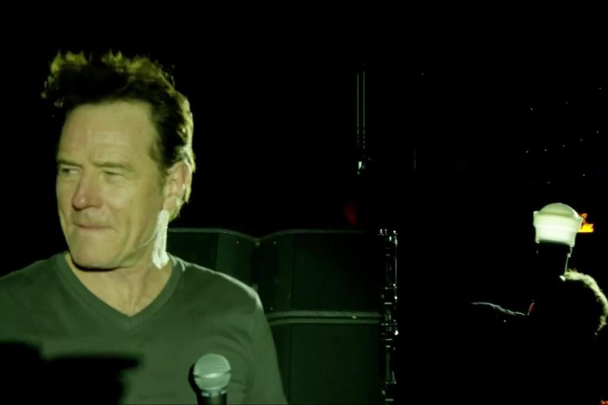 Protagonista de Breaking Bad arrasó con los Above & Beyond en el EDC Las Vegas 2015
