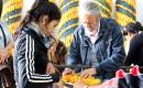 """Inician montaje del """"altar de maíz"""" para el Papa"""