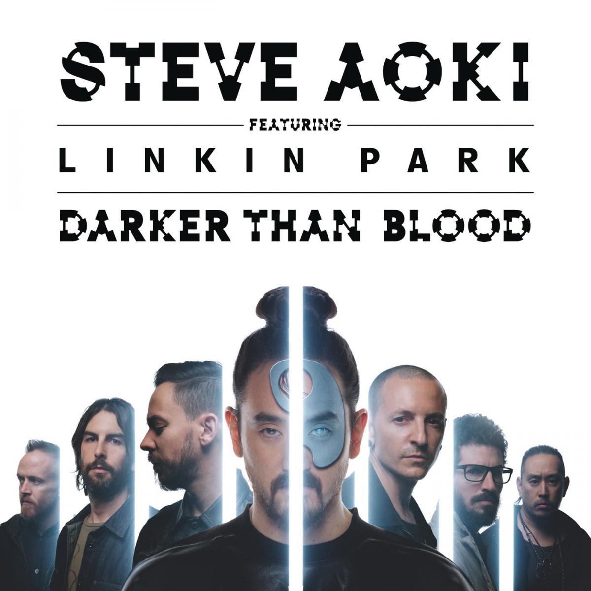 "[Video] Linkin Park y Steve Aoki presentan ""Darker Than Blood"""