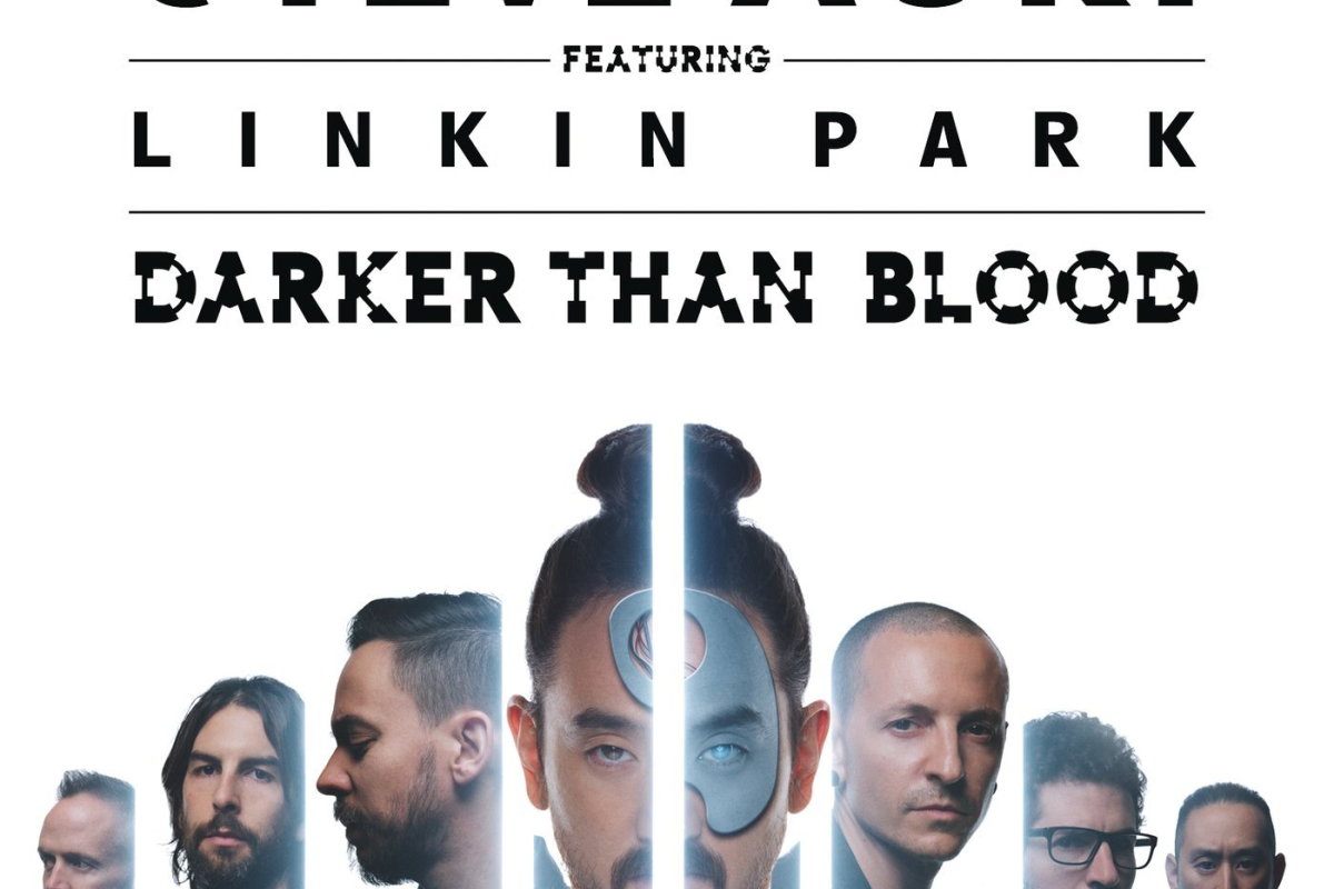 "[Video] Linkin Park y Steve Aoki presentan ""Darker Than Blood"""