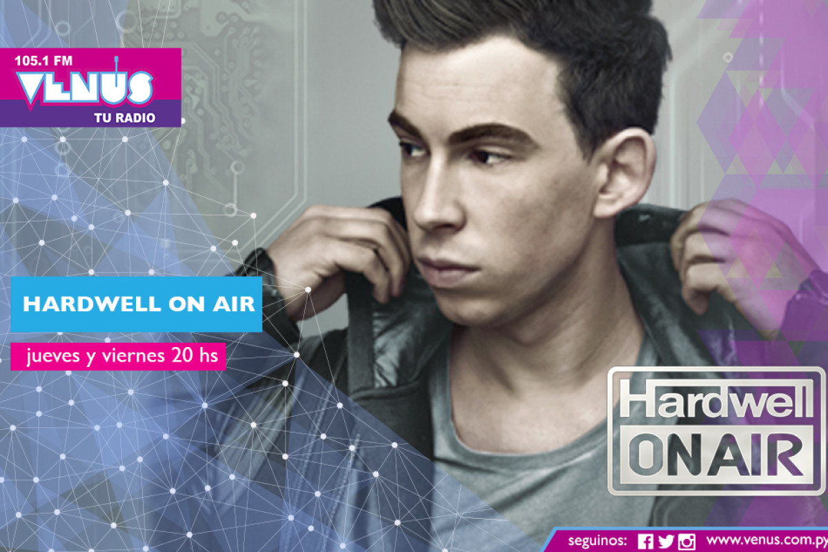 Hardwell On Air