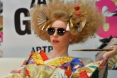 LADY GAGA veraneando a full! Mother Monster, en Bahamas