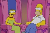 Marge y Homero desmienten oficialmente su separación