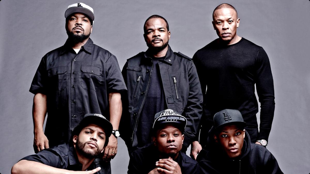 Straight Outta Compton con gran debut en Norteamérica