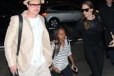 """¡La hija de Angelina Jolie y Brad Pitt quiere irse a vivir con su """"verdadera madre""""!"""