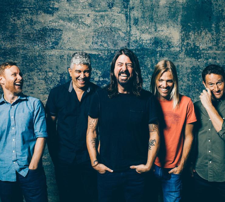 """Foo Fighters respondio: """"Nos vemos pronto, Cesena"""""""