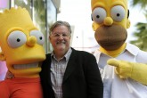 Demandan a creador de The Simpsons por discriminación