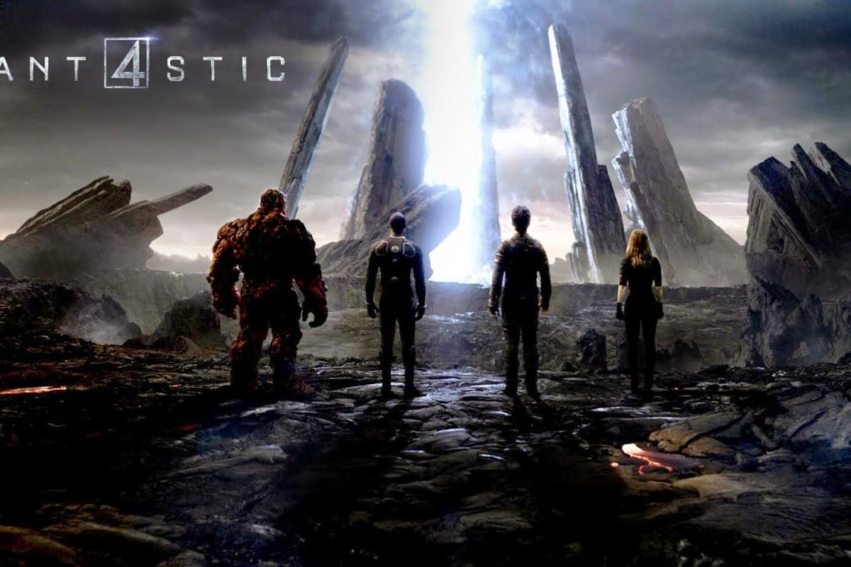 Nuevo trailer de Los 4 Fantásticos.