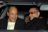 "U2 presenta ""Song For Someone"", cortometraje protagonizado por Woody Harrelson"