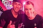 Hardwell hace el doblete con Neymar y Messi