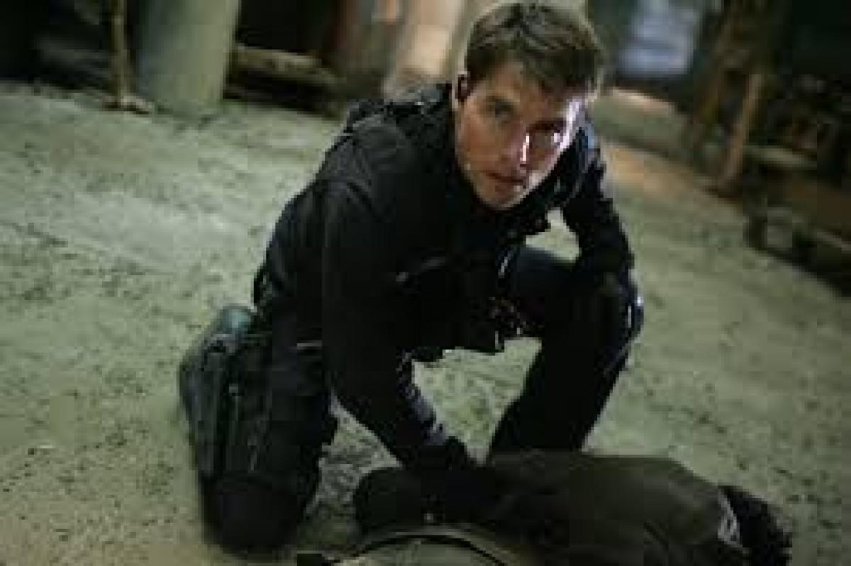 ¡Subastan el traje de Tom Cruise!