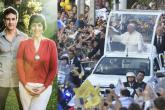 Maneglia y Schembóri preparan documental sobre visita del Papa