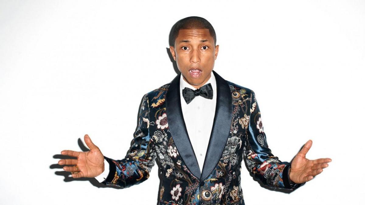 """""""Freedom"""" lo más nuevo de Pharrell Williams."""