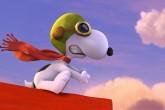 El gran desafío de Snoopy en las pantallas de los cines.