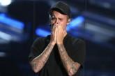 Justin Bieber rompe en llanto tras su actuación en los MTV VMA 2015