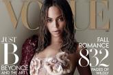 Beyoncé hace historia al salir en la portada de la revista Vogue
