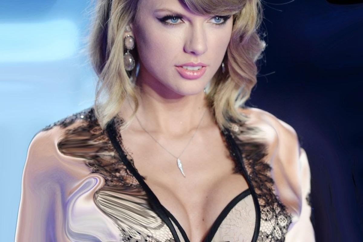 ¡El susto que se llevó Taylor Swift en pleno concierto!