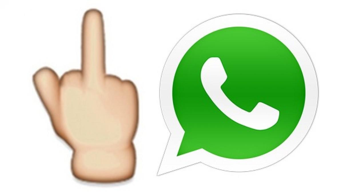 WhatsApp para Android se actualiza con nuevos emoticones.