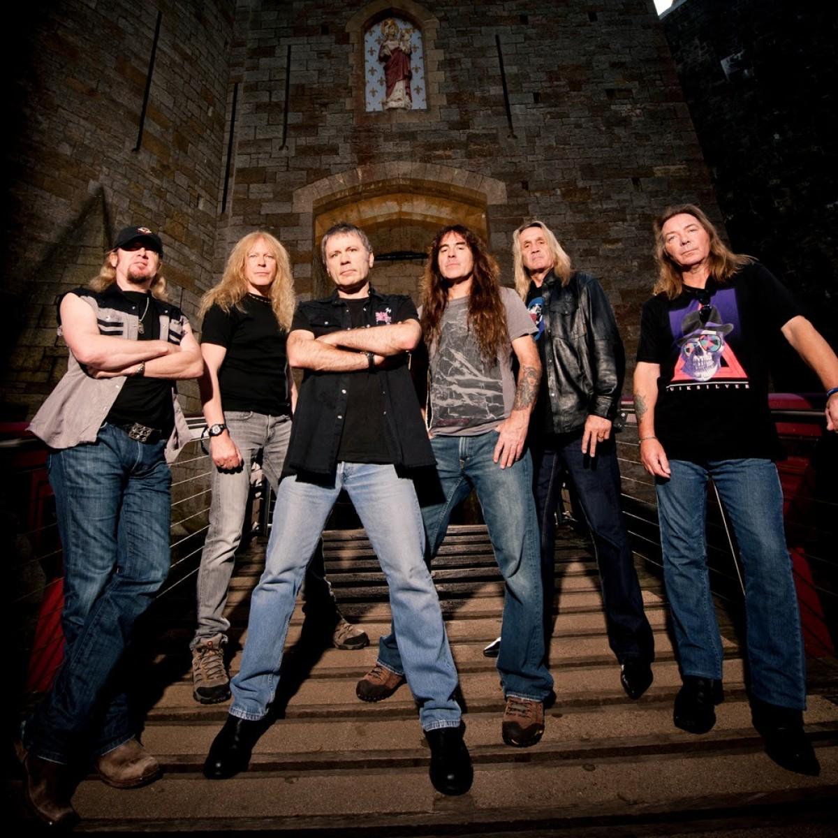 Iron Maiden regresa a Latinoamérica en marzo.