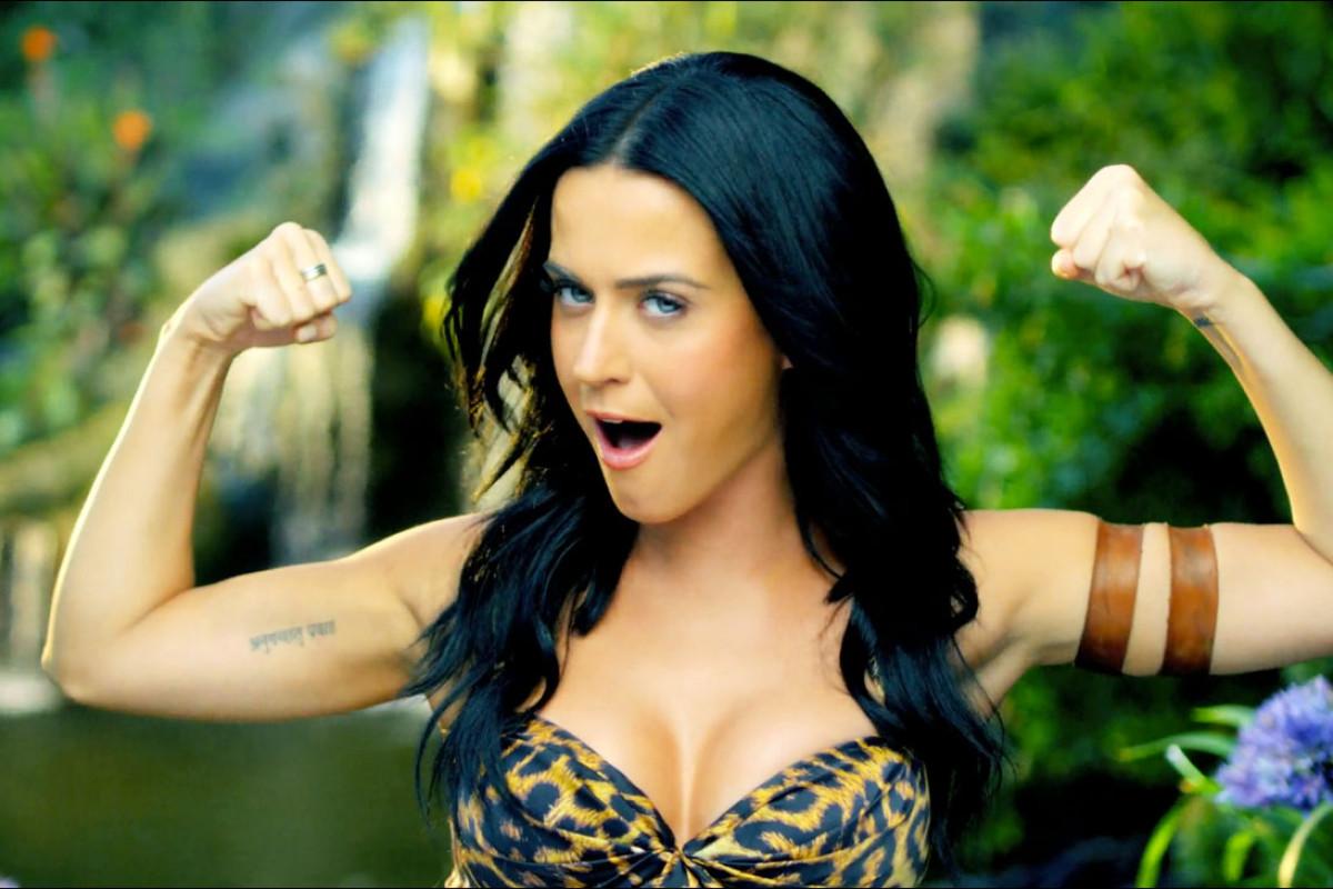 Todo listo para recibir a Katy Perry en Buenos Aires