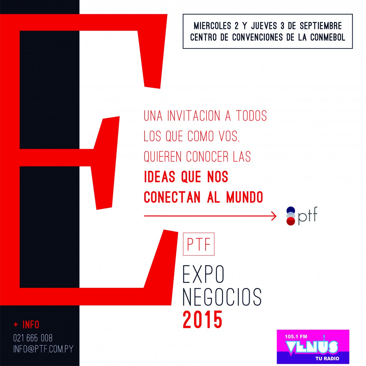 Ya se acerca ExpoNegocios 2015