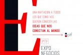 PTF ExpoNegocios, el evento empresarial más grande del país.