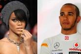 Rihanna y Lewis Hamilton ¡Juntos en Nueva York!