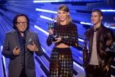 Taylor Swift se alza como reina de los premios MTV