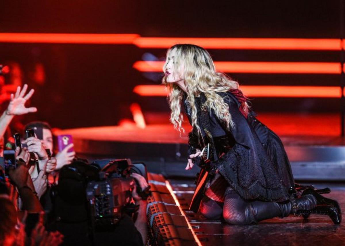 "¡Madonna estrena su ""Rebel Heart Tour""!"