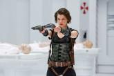 """Milla muestra las primeras imágenes de las heridas de Alice para la próxima entrega de """"Resident Evil"""""""