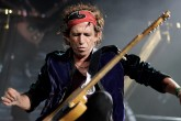 Keith Richards contra el rap, Metallica y Black Sabbath