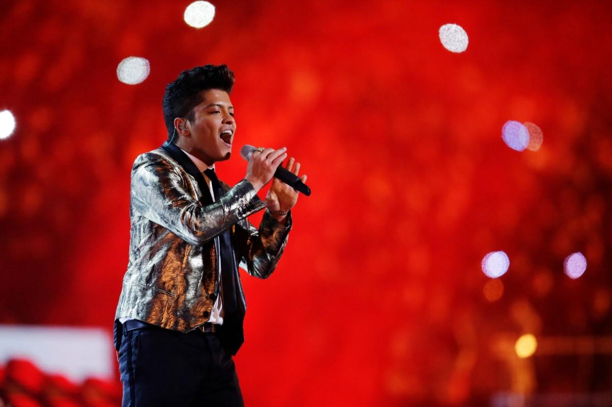 ¿Bruno Mars nuevamente en el Super Bowl?