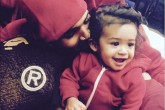 Chris Brown consigue la custodia compartida de su hija Royalty