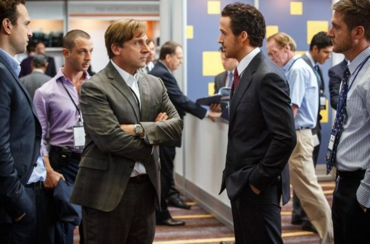 Brad Pitt, Chistian Bale y Ryan Gosling juntos para una película
