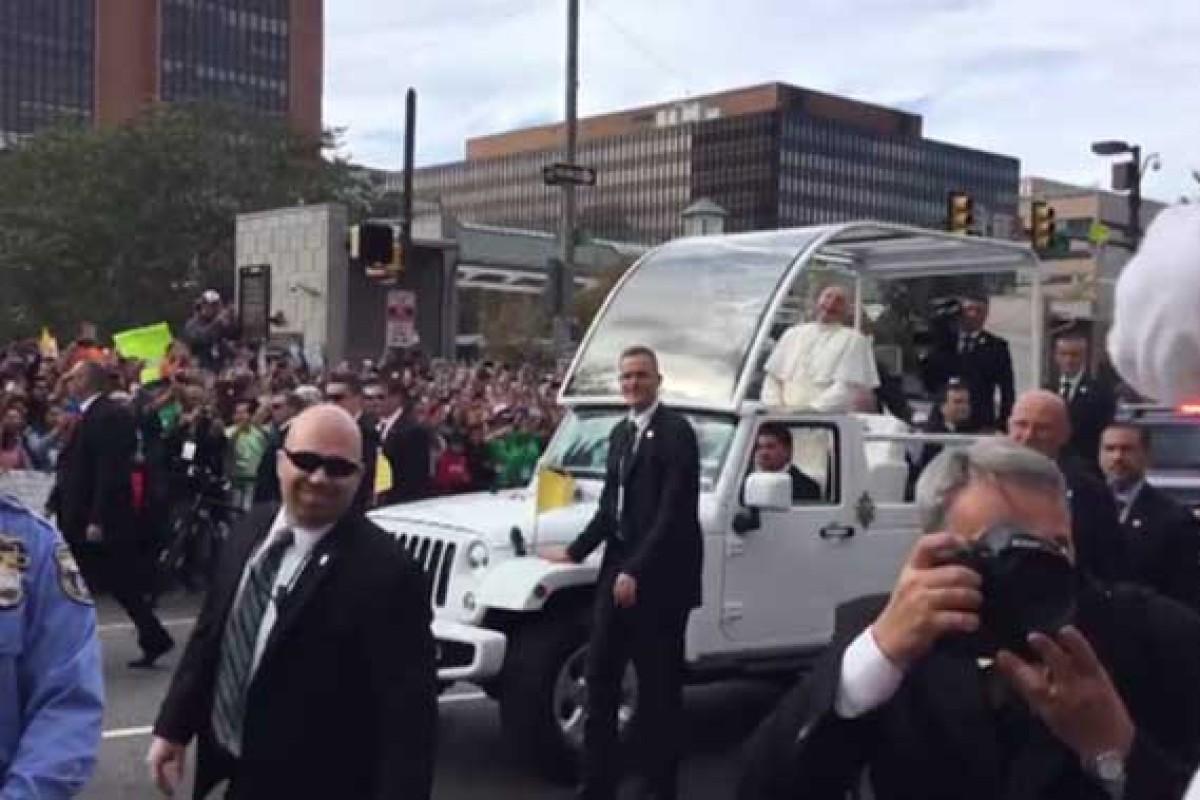¿Cómo llamar la atención del Papa?
