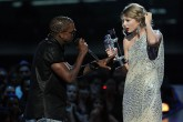 Taylor Swift apoya candidatura de Kanye West