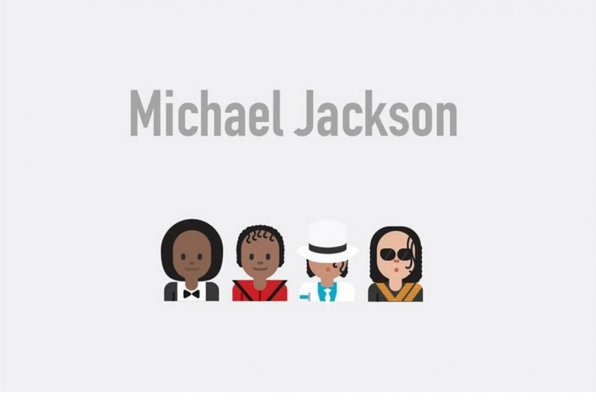 Michael Jackson, Lady Gaga o Madonna darán vida a tus emoticones.