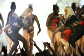 """Iggy Azalea, Charli XCX y Rita Ora ¿juntas para una nueva versión de """"Lady Marmalade""""?"""